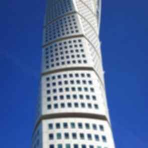 Turning Torso - Structure Detail
