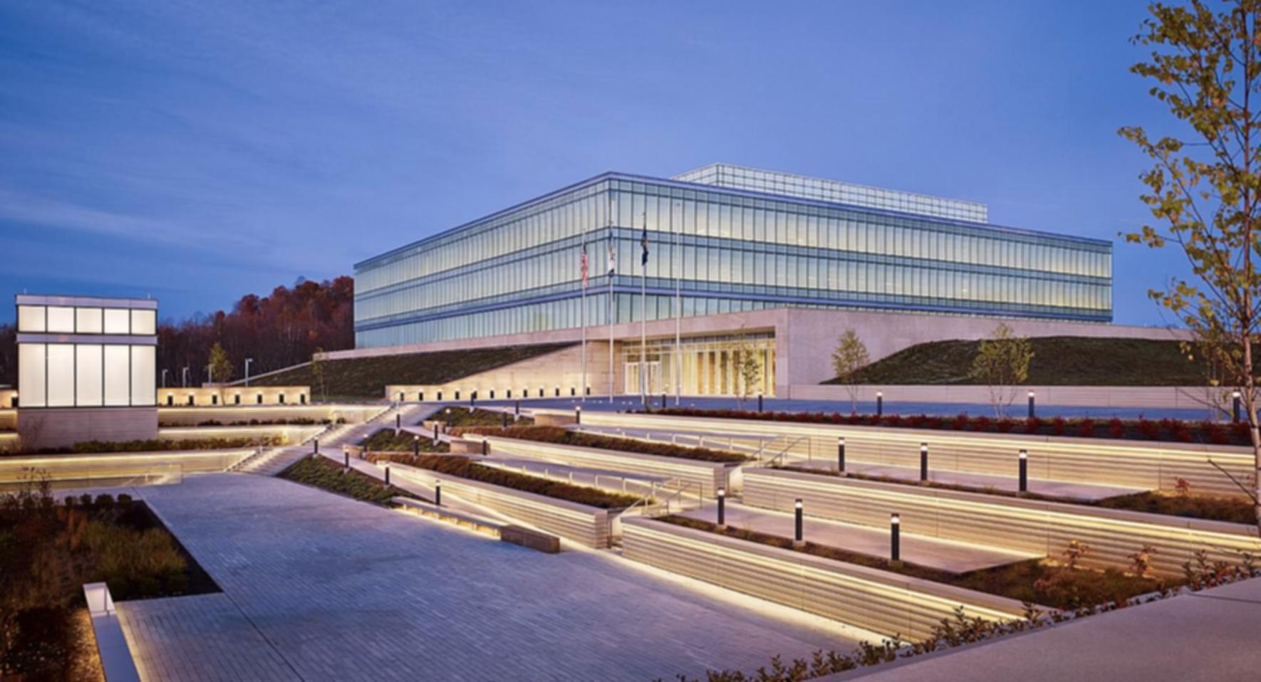 FBI Biometric Technology Center - Exterior
