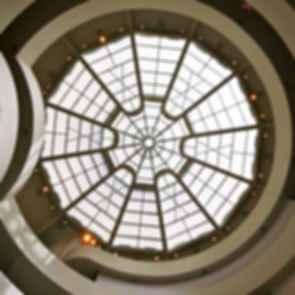 The Guggenheim - Ceiling