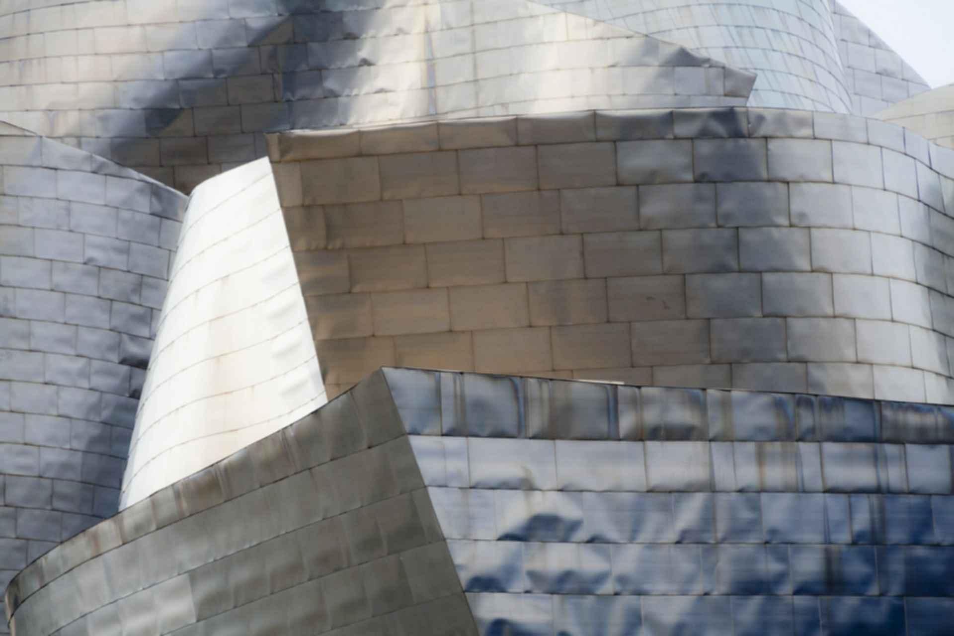 Guggenheim Museum Bilbao - Detail