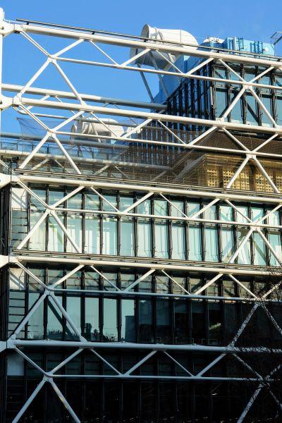 Pompidou Centre Facade Modlar Com