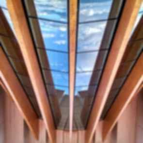 Bodegas Ysios Winery - Window