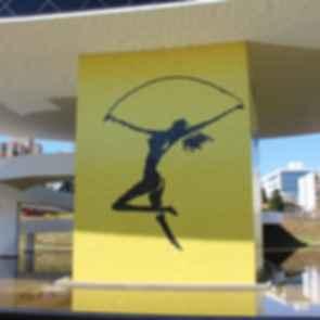 Oscar Niemeyer Museum Annex - Supporting Structure