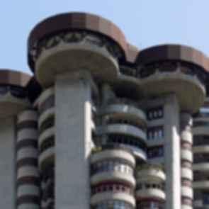 Torres Blancas - Roof