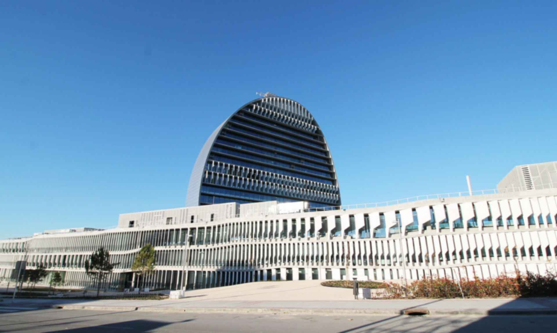 BBVA Headquarters Madrid