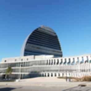 BBVA Headquarters Madrid