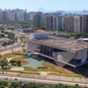 Cidade das Artes - Bird's Eye View