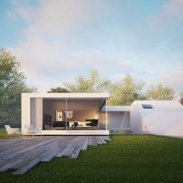 House Hafner - Concept Design Second Level
