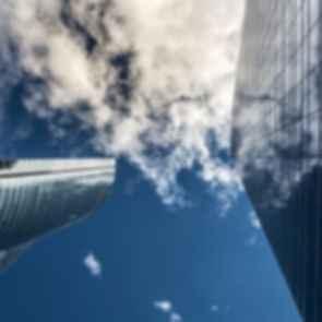 Torre Espacio and Torre de Cristal