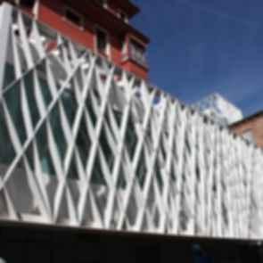 Museo ABC - Entrance Facade