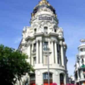 Edificio Metropolis - Exterior