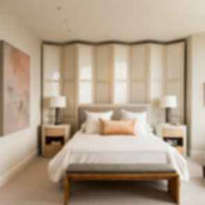 San Francisco Residence - Bedroom