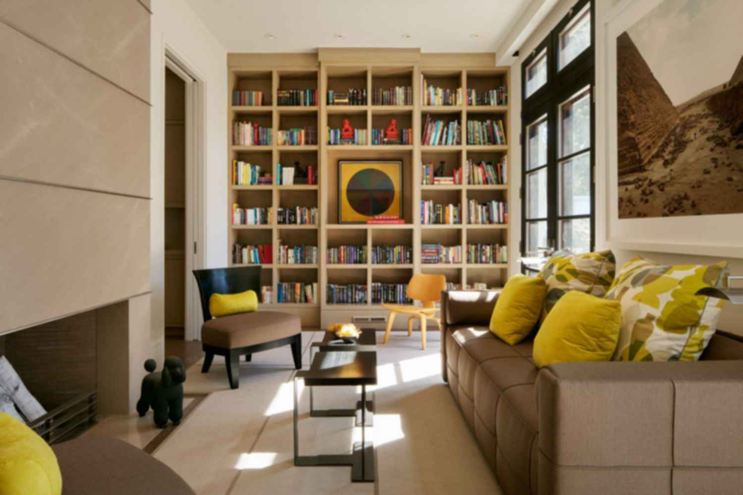Northern California Residence - Living Room