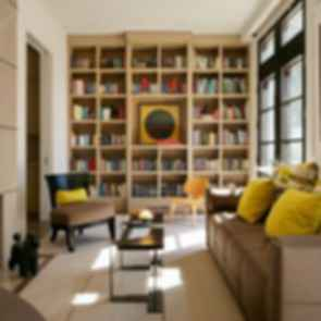 Northern California Residence - Living Room