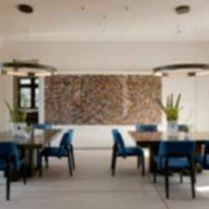 Northern California Residence - Dining Area
