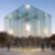Apple NYC Flagship Store - Evening