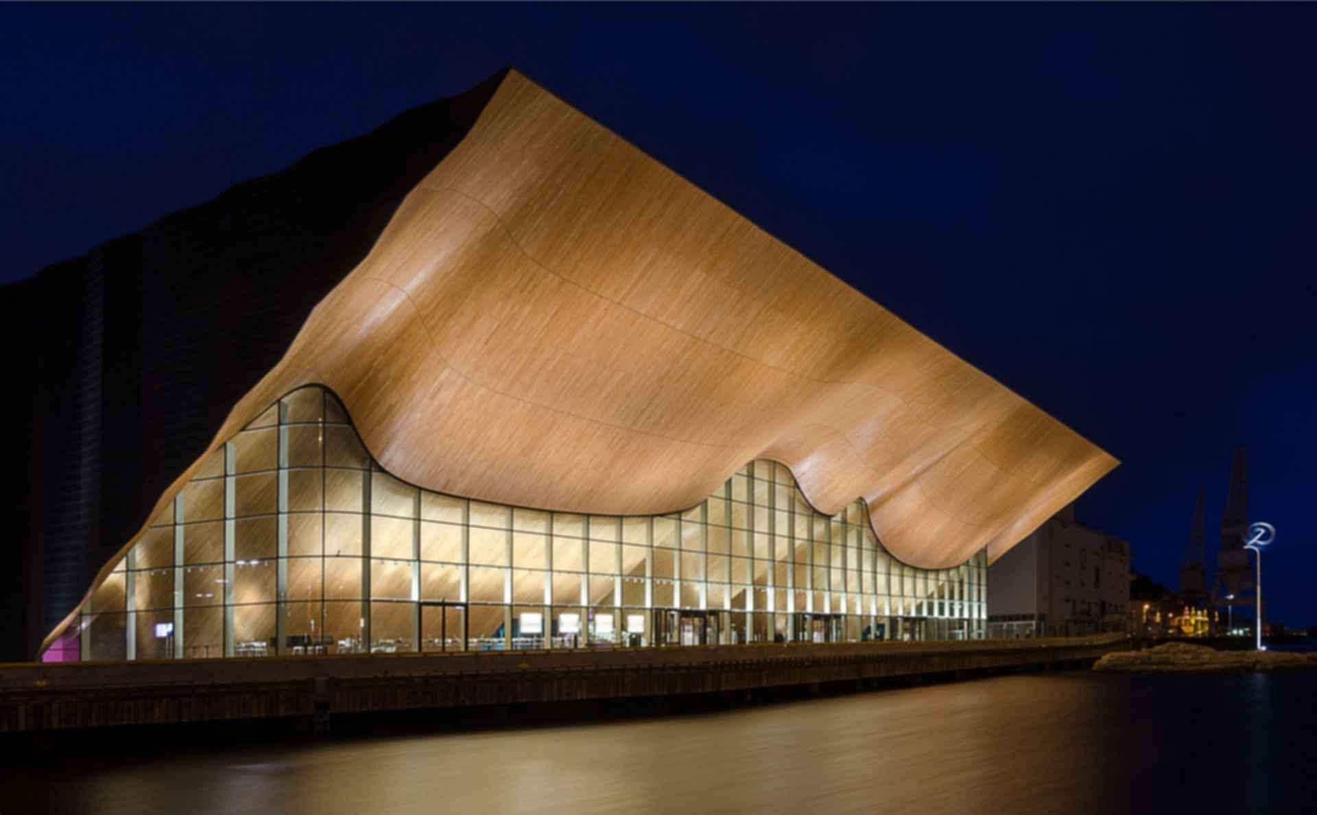 Kilden Performing Arts Centre - Exterior