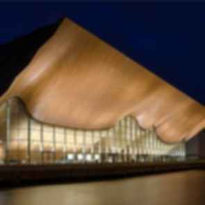 Kilden Performing Arts Centre - Exterior