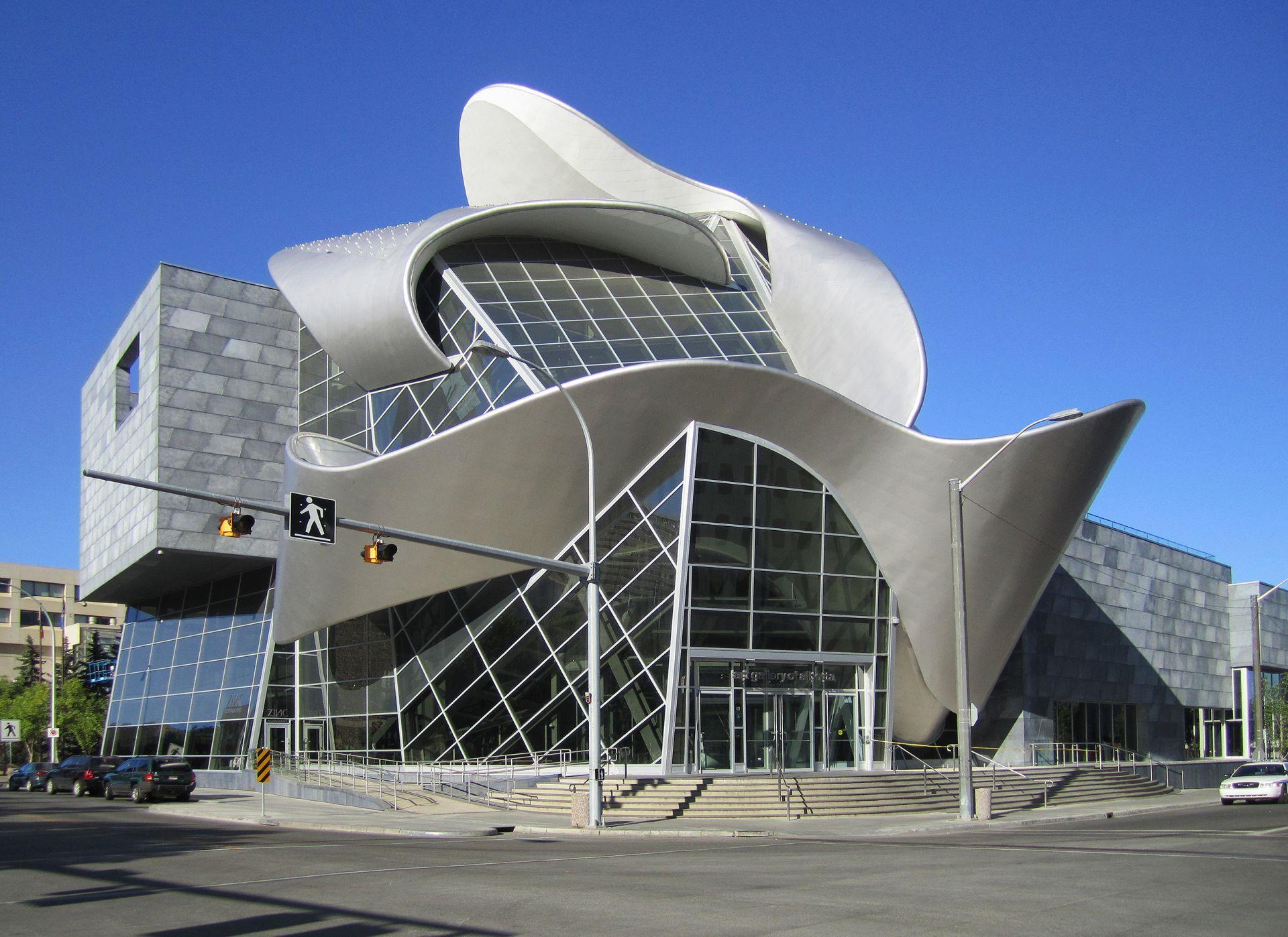 Art Gallery Of Alberta Exterior Modlar Com