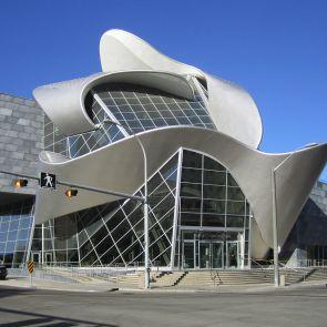 deconstructive architecture.  Deconstructive Art Gallery Of Alberta  Exterior In Deconstructive Architecture