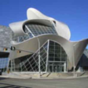 Art Gallery of Alberta - Exterior