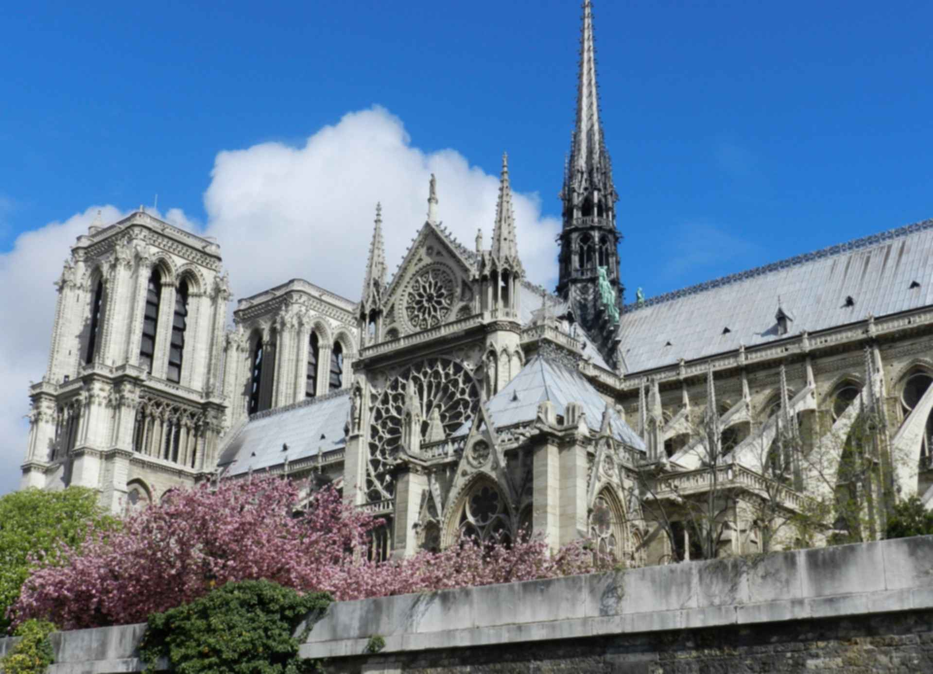 Notre-Dame Cathedral - Exterior