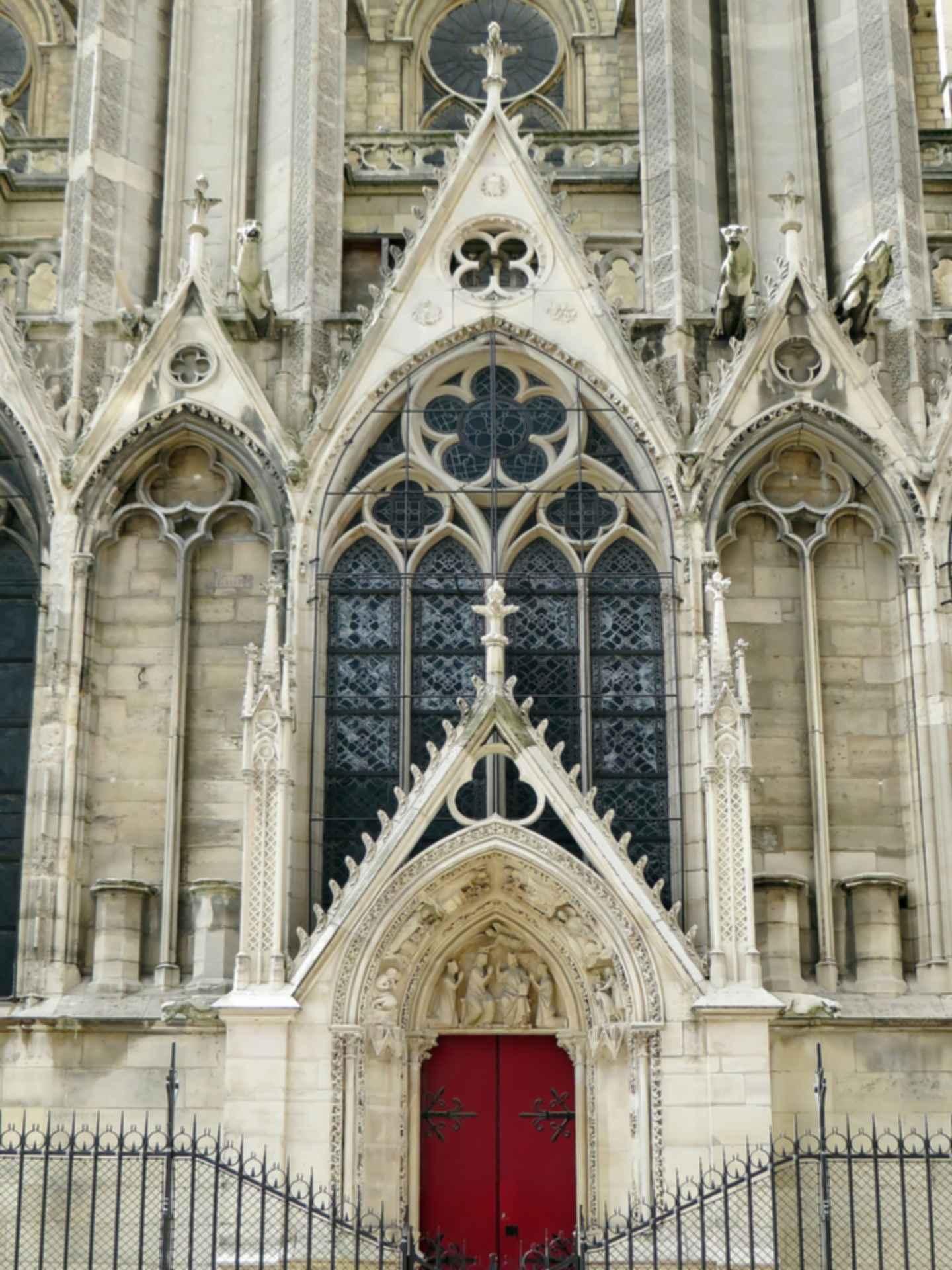 Notre-Dame Cathedral - Facade