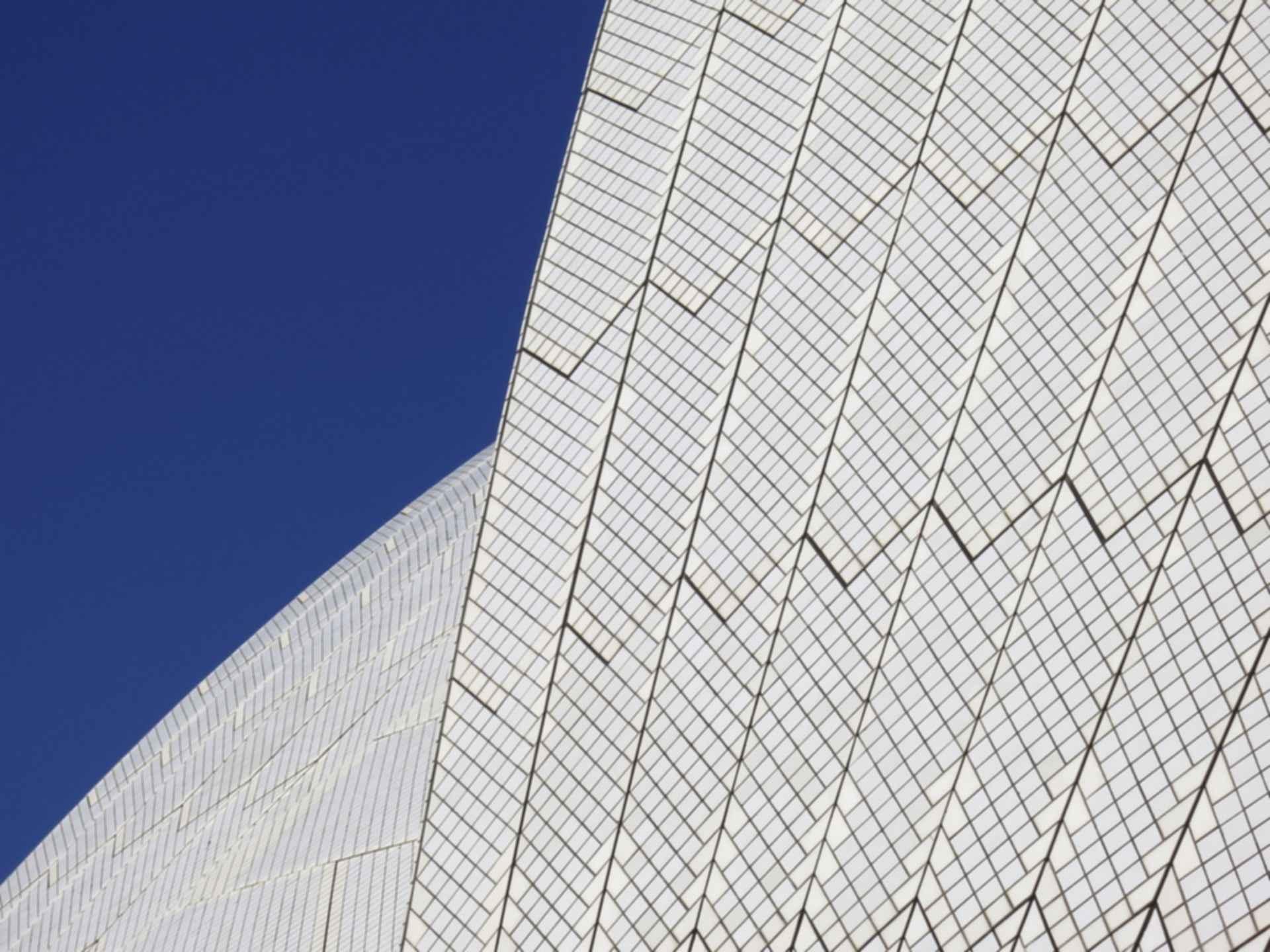 Sydney Opera House - Roof Tiling