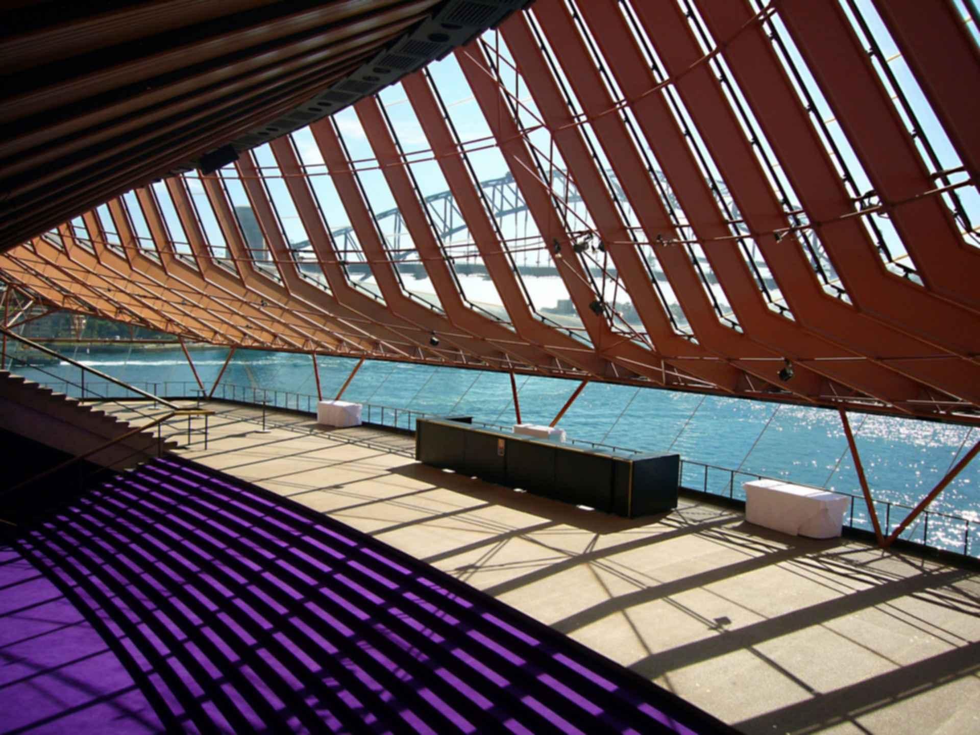 Sydney Opera House - Interior