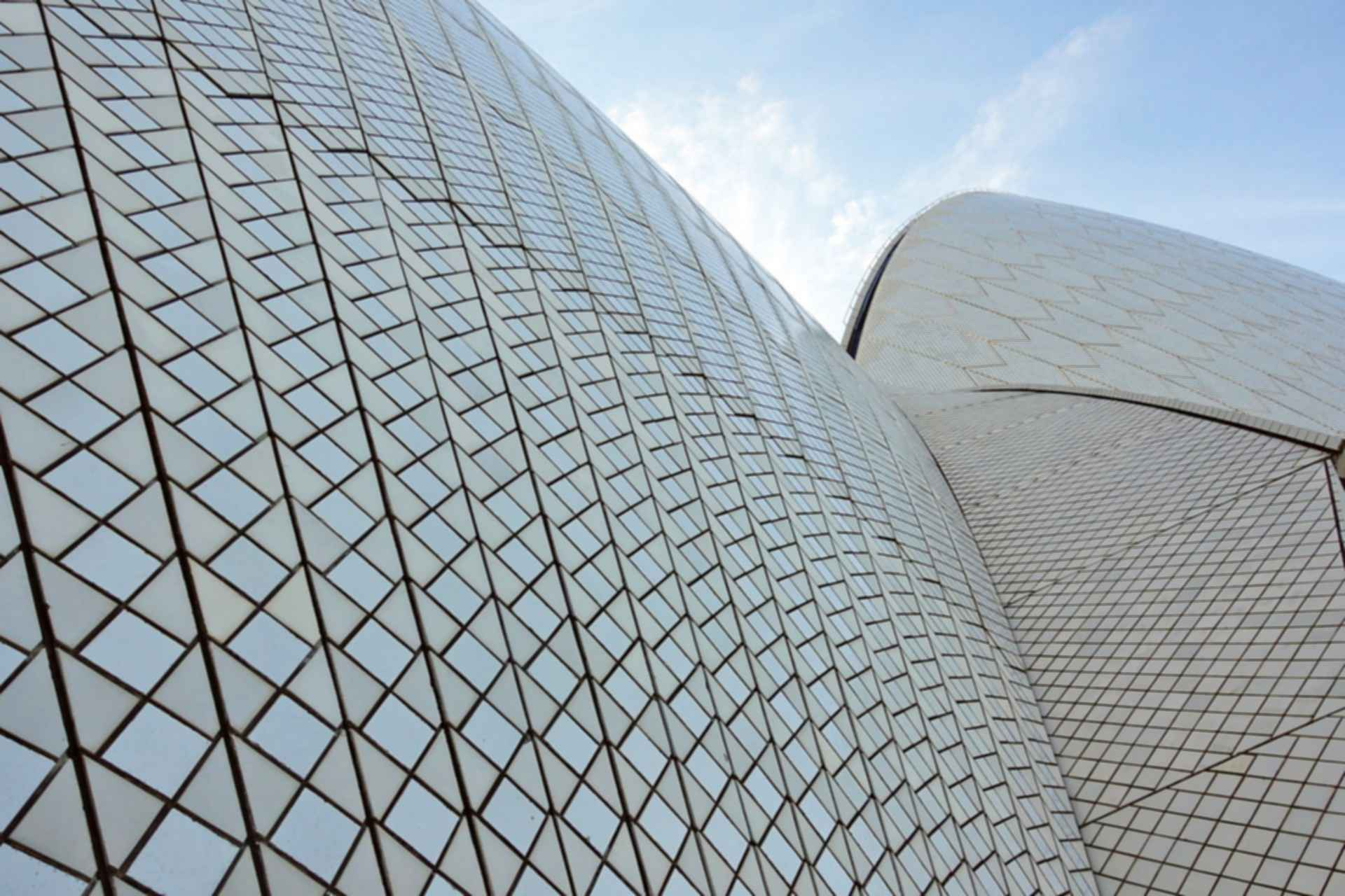 Sydney Opera House - Facade Patterns