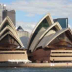 Sydney Opera House - Exterior