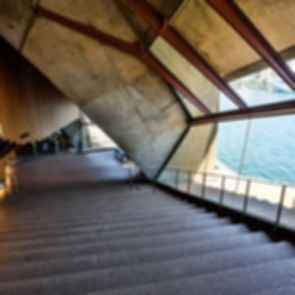 Sydney Opera House - Interior Stairs