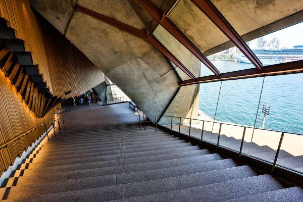 Sydney Opera House Interior Stairs Modlar Com