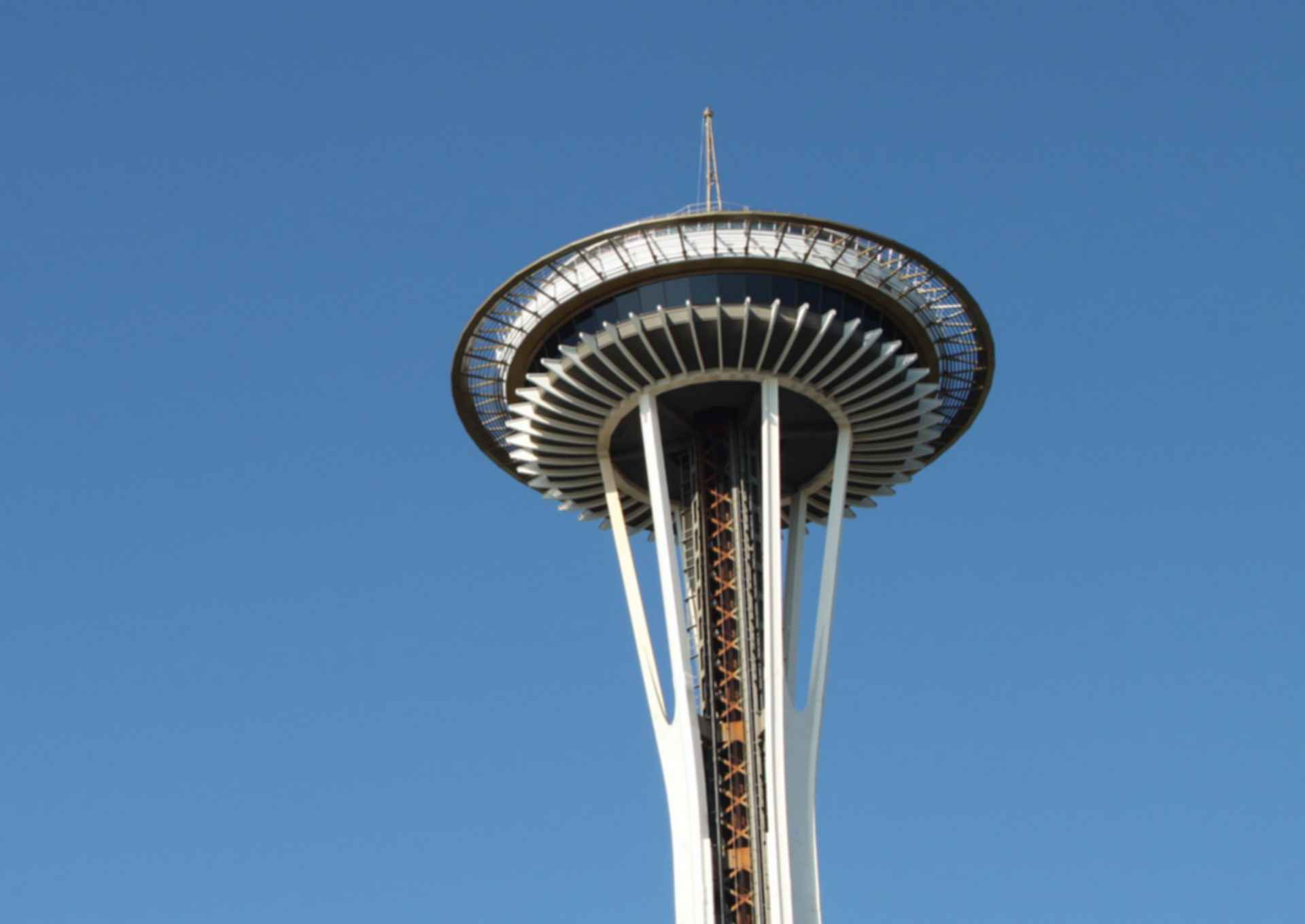 Space Needle - Observation Deck
