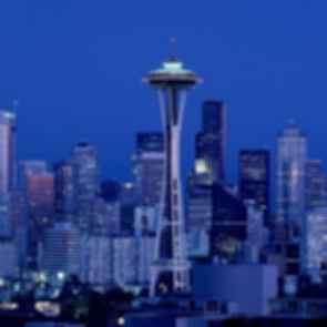 Space Needle - At Night
