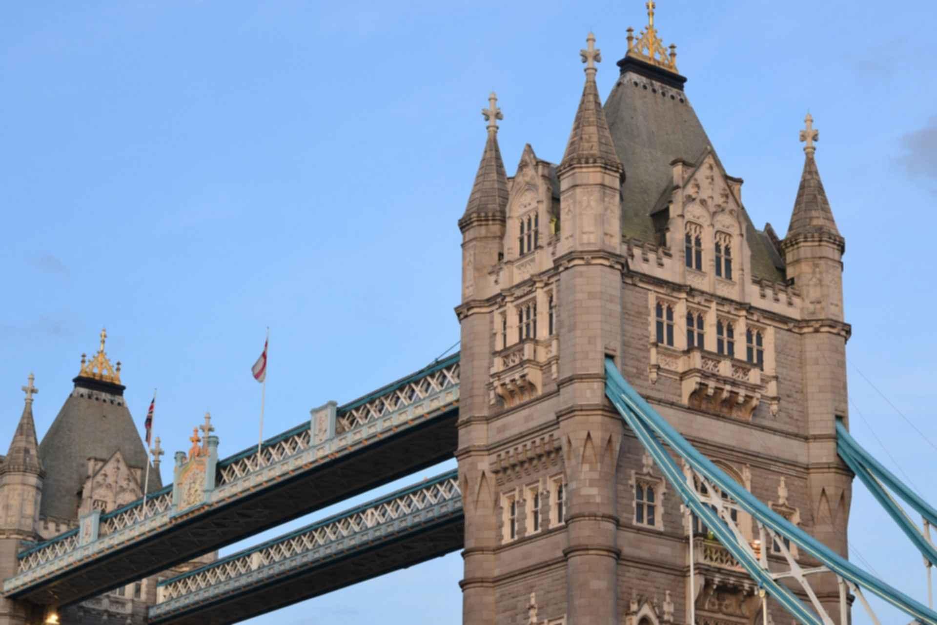 Tower Bridge - Detail