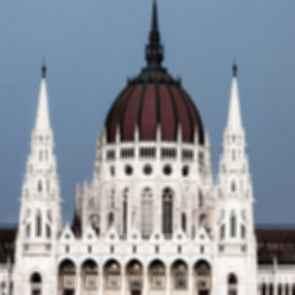Hungarian Parliament Building - Exterior