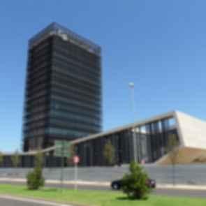 Headquarters Caja de Badajoz