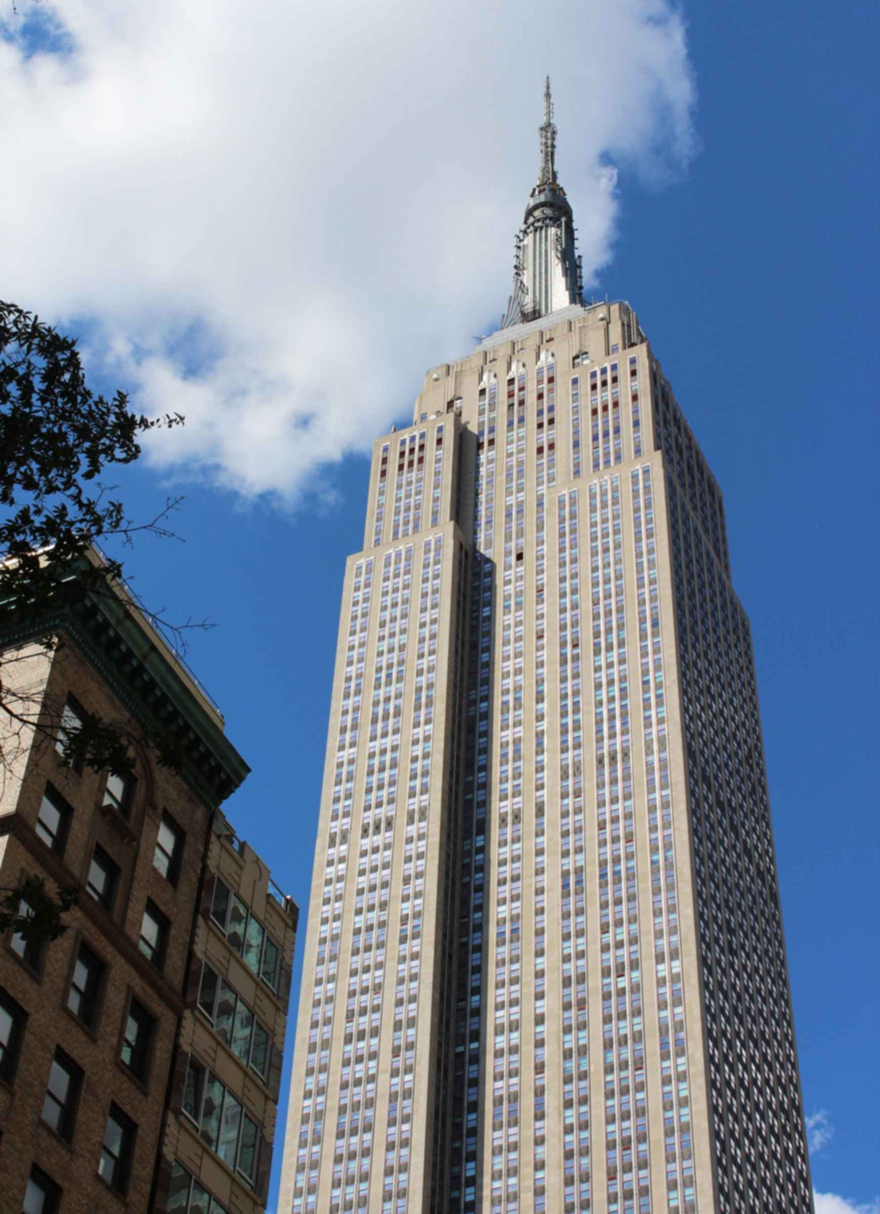Empire State Building Exterior Modlar Com