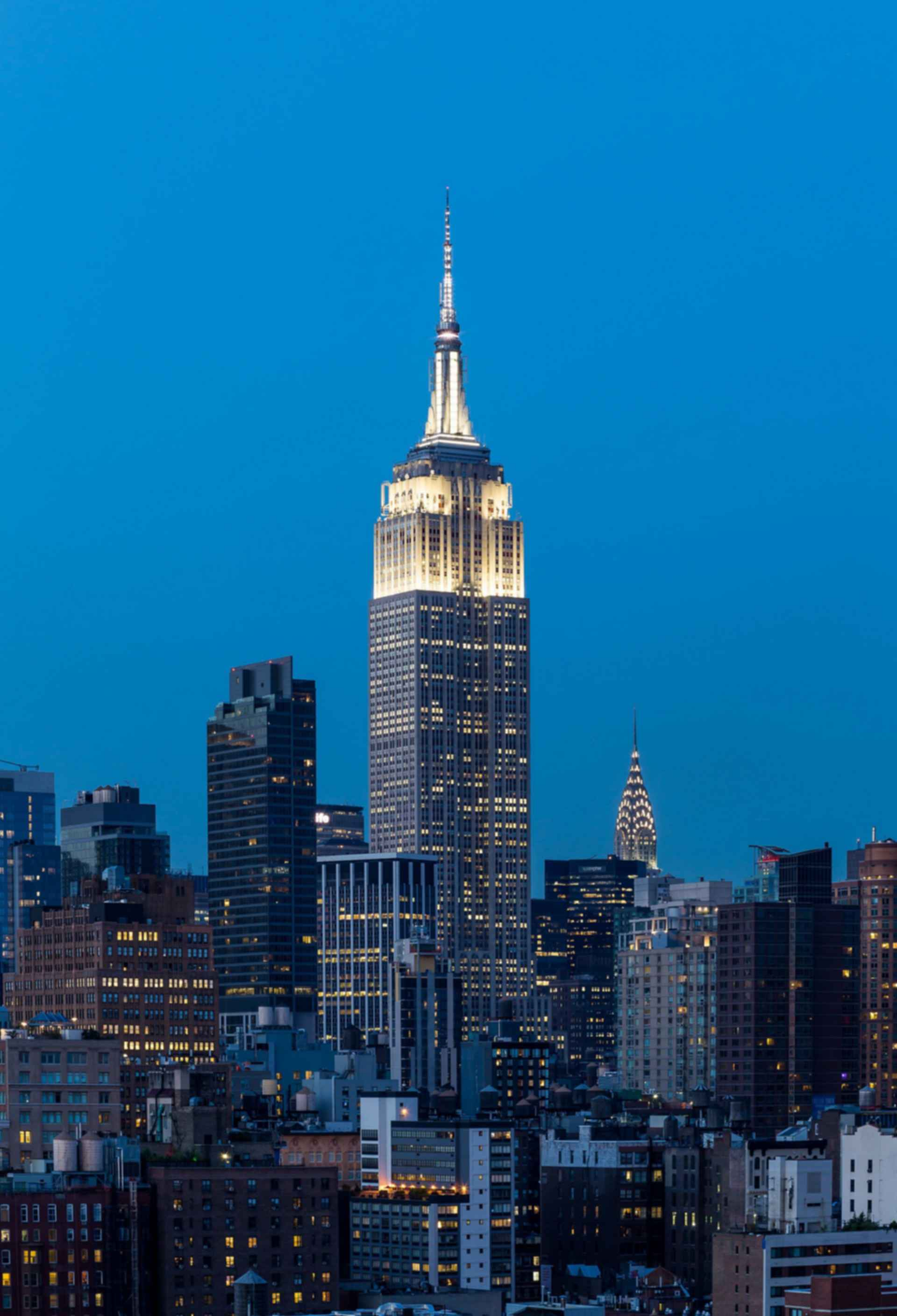 Empire State Building - Night