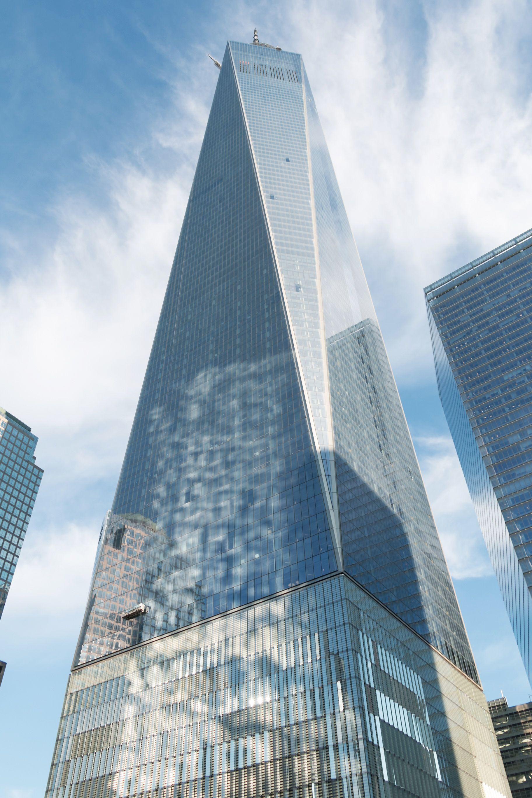 One World Trade Center - modlar com