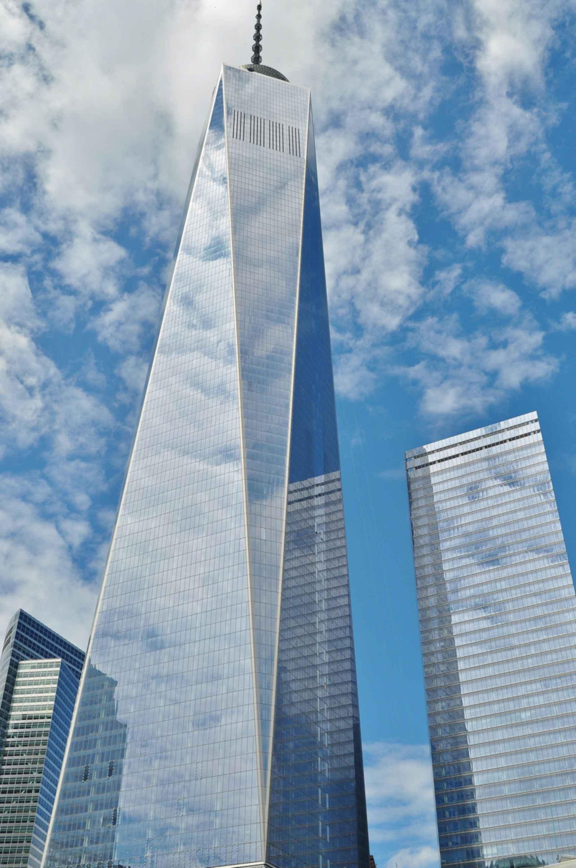 One World Trade Center - Exterior