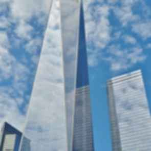 One World Trade Center - Exterior