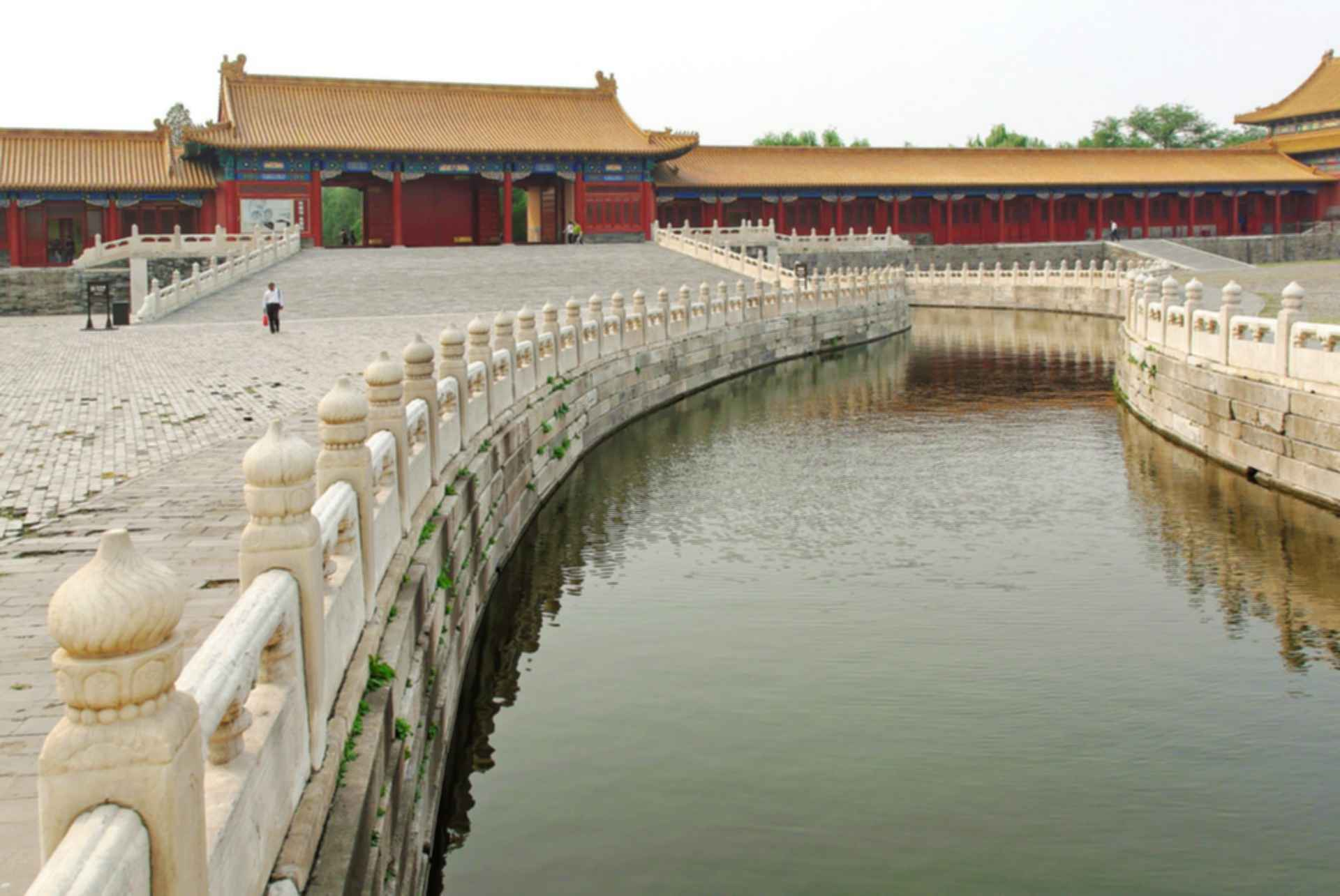 Forbidden City - River