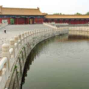 Forbidden City - River