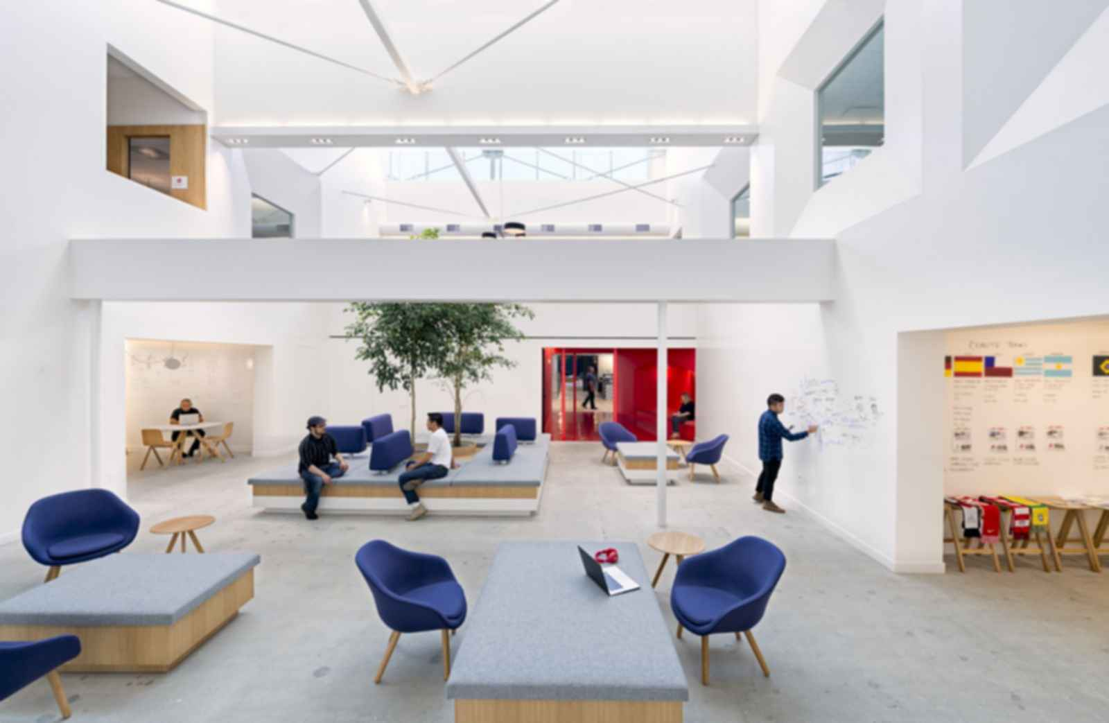 Beats By Dre Headquarters - Interior