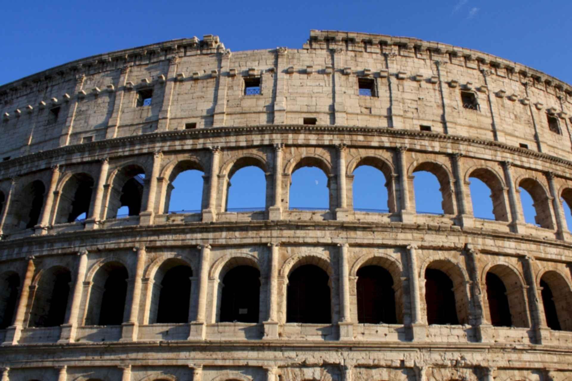 Colosseum - Front Exterior