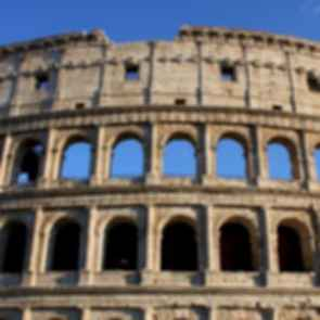 Colosseum - Front Exterior