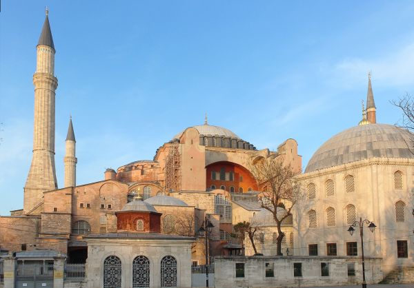 Hagia Sophia Exterior Modlar Com