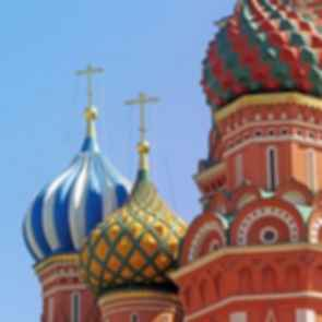 Saint Basil's Cathedral - Roof